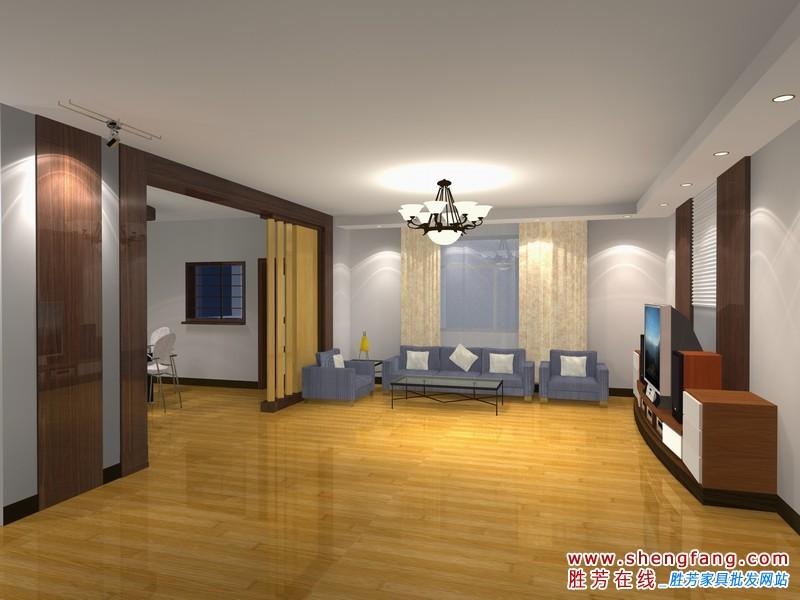 2013年最新客厅装修效果图