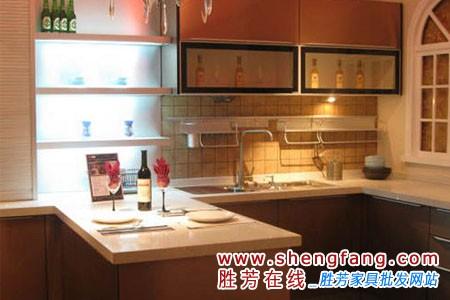 整体厨柜的保养与清洁