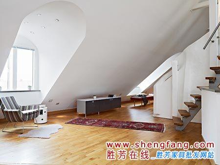 96平米阁楼装饰装修方案