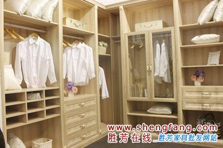 衣柜内部空间如何合理划分