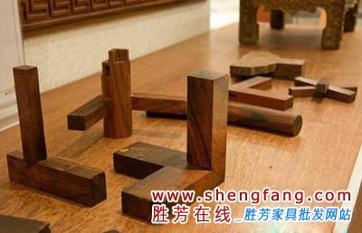 红木家具榫卯结构介绍