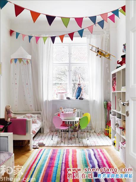儿童房设计欣赏,装饰装修,家具资讯,胜芳在线