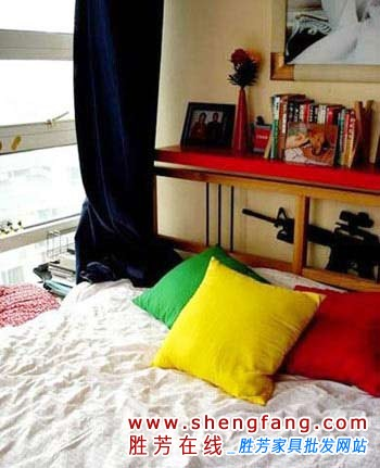 九平米小卧室装修方案