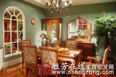 美式家具与欧式家具区别介绍