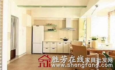 厨房灶台内部结构效果图