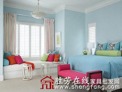 房屋装修 颜色搭配如何做?