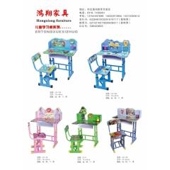 优乐娱乐儿童学习桌_儿童课桌优乐娱乐_鸿翔儿童课桌