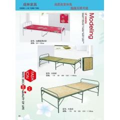 单人床 折叠床 三折床 高低床 布衣柜