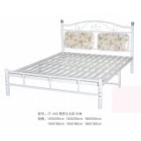 JT-043_胜芳双人床批发_胜芳双人床系列