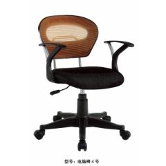 电脑椅4号_胜芳转椅批发_胜芳办公椅批发
