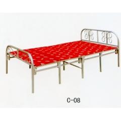 C-08_优乐娱乐折叠床优乐娱乐_优乐娱乐单人床优乐娱乐