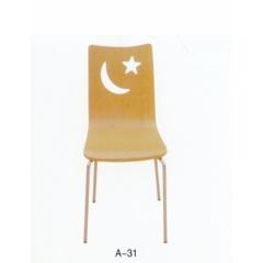 A-31_优乐娱乐快餐桌椅优乐娱乐_优乐娱乐曲木桌椅优乐娱乐