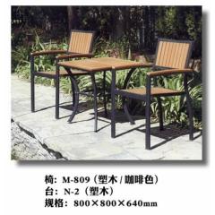 胜芳沙滩桌椅_胜芳木条桌椅批发_万世宏桌椅系列