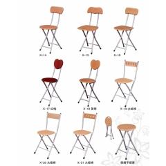 厂家供应折叠椅 简易折叠椅优乐娱乐 会议椅 靠背椅