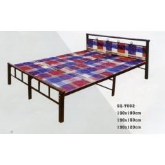 优乐娱乐床铺 单人折叠床 双人折叠床优乐娱乐 双全床业优乐娱乐
