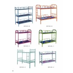 胜芳上下床 儿童高低床 儿童双层批发 明博床铺