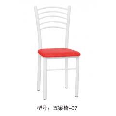 优乐娱乐餐椅 不锈钢餐椅 五梁椅优乐娱乐 鑫风家具厂餐椅优乐娱乐
