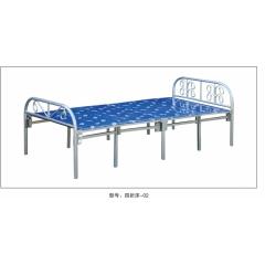 优乐娱乐折叠床 四折床 简易床优乐娱乐 鑫风家具厂折叠床优乐娱乐