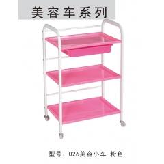 026小车 美容小车优乐娱乐 工具车 宝山家具厂