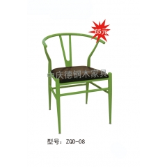 优乐娱乐牛角椅 休闲椅 咖啡椅优乐娱乐 中庆德牛角椅优乐娱乐