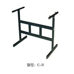 优乐娱乐架子 桌架 固定架优乐娱乐  鸿鹏家具