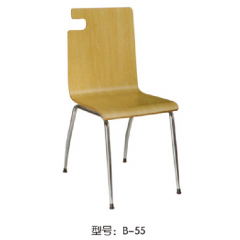 胜芳曲目餐椅  餐椅批发  鸿鹏家具