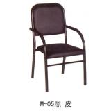 M-05胜芳办公椅 四腿办公椅 职员椅 会议椅 培训椅 员工椅批发 好牛家具 办公家具 办公类家具