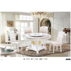 优乐娱乐酒店桌 理石酒店桌 饭店桌 餐桌 圆桌 酒席桌 转盘桌优乐娱乐 绿然家具厂 酒店家具
