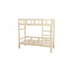 A01-2优乐娱乐实木床 高低床 上下床 幼儿园实木上下床 单人上下床 双层床 宿舍床优乐娱乐 柏丽达家具厂 卧室家具 学校家具 儿童家具 柏丽达家具