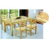A-12胜芳餐桌 实木餐桌 实木餐台 木质餐桌 木质餐台 中式餐桌 中式餐台 实木餐桌椅组合批发 柏丽达家具厂 木质家具 餐厅家具 餐厨家具 柏丽达家具