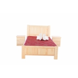 A-08胜芳单人床 实木单人床 板床 木质床批发 柏丽达家具厂 卧室家具