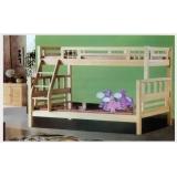 A-04胜芳子母床 实木子母床 儿童床 上下床 实木上下床 高低床 双层床批发 柏丽达家具厂 卧室家具 儿童家具 柏丽达家具