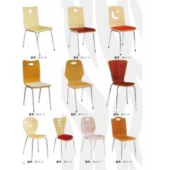 胜芳曲木椅 快餐椅 餐厅椅 钢管椅 餐椅 曲木餐椅 餐厅家具 曲木家具批发  铭锐家具
