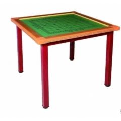 80方 棋牌桌 麻将棋牌两用桌 休闲娱乐桌 天兴家具厂 休闲家具