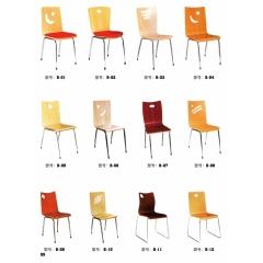 胜芳曲木椅 快餐椅 餐厅椅 钢管椅 餐椅 曲木餐椅批发 鑫胜家具厂 餐厅家具 曲木家具