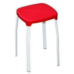 供应塑料凳,塑料凳子 铁腿塑料凳