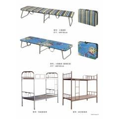 胜芳行军床 午休床 折叠床 陪护床 单人床批发 鑫福源家具厂 户外家具 卧室家具