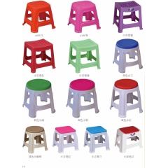 优乐娱乐塑料凳子 简易家具优乐娱乐
