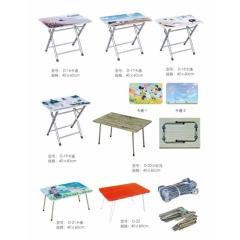 优乐娱乐折叠桌 小型折叠桌 手提桌 小方桌 木质折叠桌 户外桌 恒隆家具 优乐娱乐 户外家具