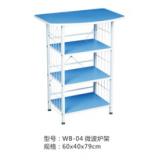 胜芳微波炉架 厨房家具 多层架 皖美家具 批发 简易家具