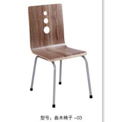 胜芳曲木椅 快餐椅 餐厅椅 钢管椅 餐椅 曲木餐椅 餐厅家具 曲木家具批发  益合家具系列
