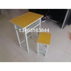 固定式课桌椅 学生课桌椅 厂家直销课桌椅