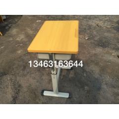 椭圆管升降美术桌椅