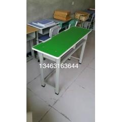 固定式双人桌椅