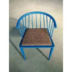 围椅铁艺咖啡厅酒吧椅多种颜色