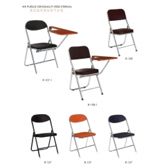 优乐娱乐折叠椅 会议椅 电脑椅 办公椅 靠背椅 培训椅 办公家具 飞立达家具 办公类家具