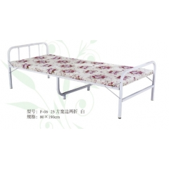 优乐娱乐床铺 折叠床 四折床 单人床 铁床 板床优乐娱乐 鑫越家具厂