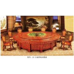CS-35遥控电动圆桌  优乐娱乐酒店桌  长松酒店家具