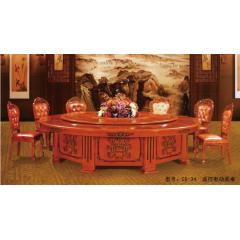 CS-34遥控电动圆桌  优乐娱乐酒店桌  长松酒店家具