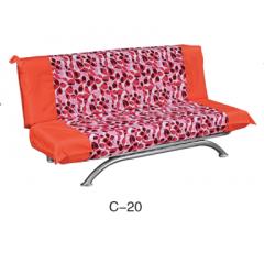 沙发床 可折叠沙发床 两用沙发 多功能沙发床 客厅家具 卧室家具